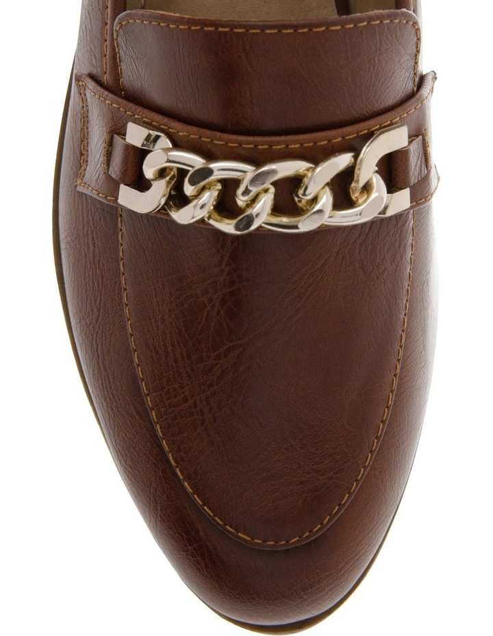Loris Tan Flat Shoes image 3
