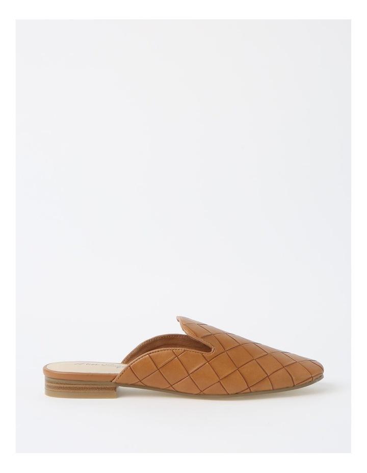 Finley Tan Flat Shoes image 1