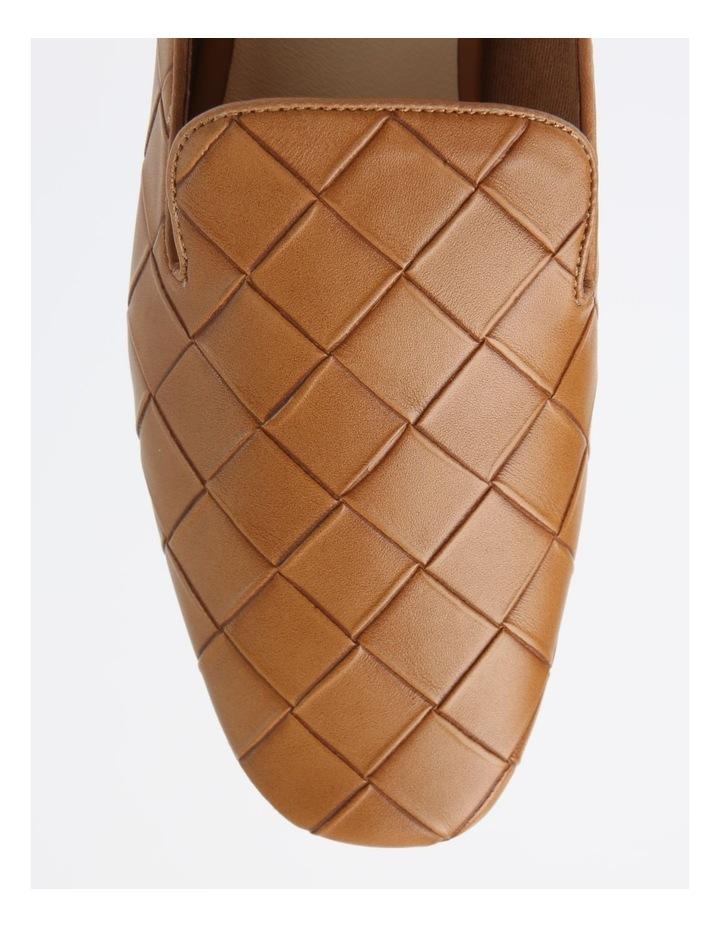 Finley Tan Flat Shoes image 2