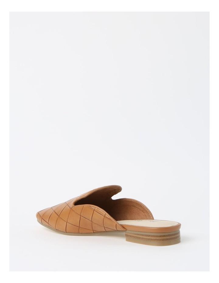 Finley Tan Flat Shoes image 3