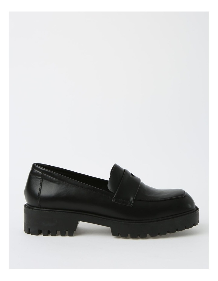 Arlo Black Flat Shoes image 1