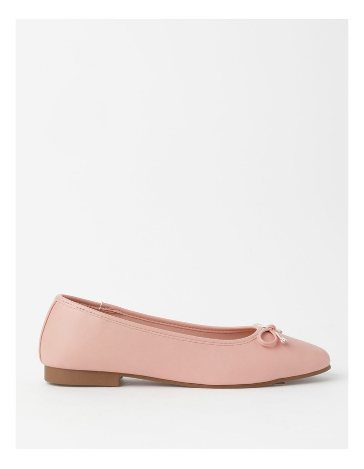 Robyn Pink Flat Shoes image 1