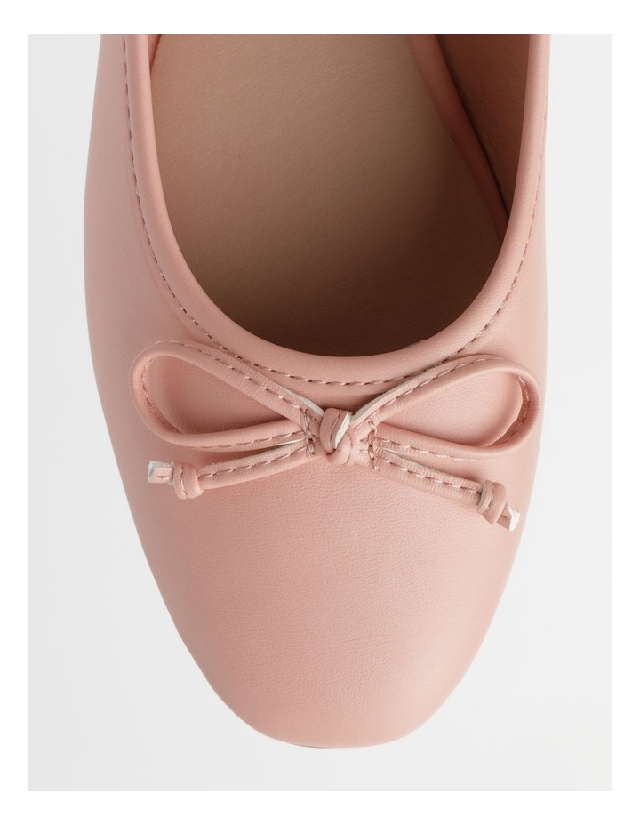 Robyn Pink Flat Shoes image 2