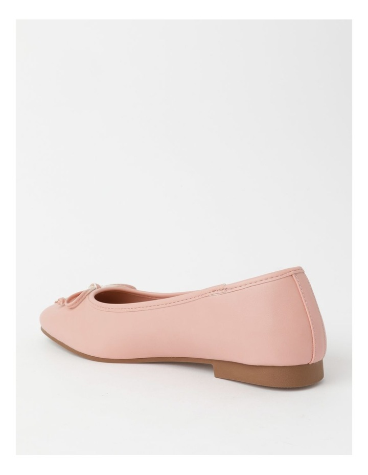 Robyn Pink Flat Shoes image 3