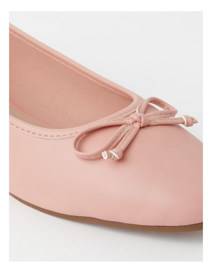 Robyn Pink Flat Shoes image 4