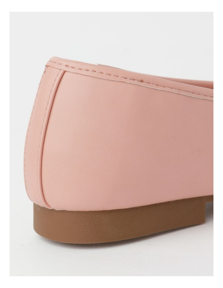 Robyn Pink Flat Shoes image 5
