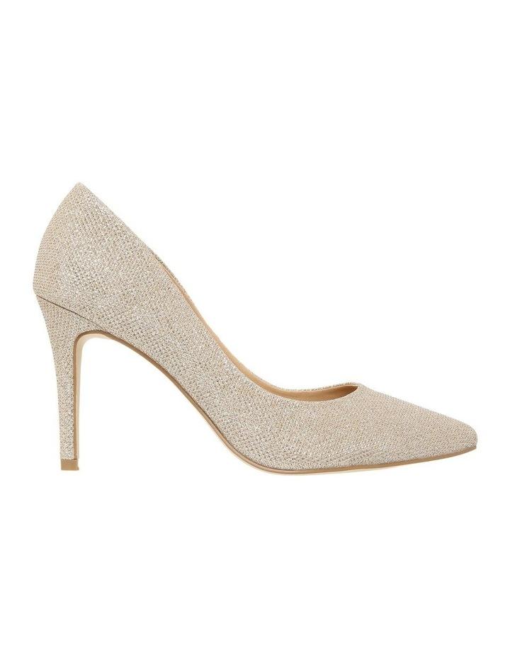 Lettie Metallic Heeled Shoe image 1
