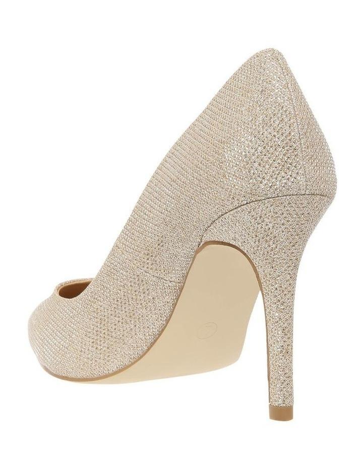 Lettie Metallic Heeled Shoe image 2