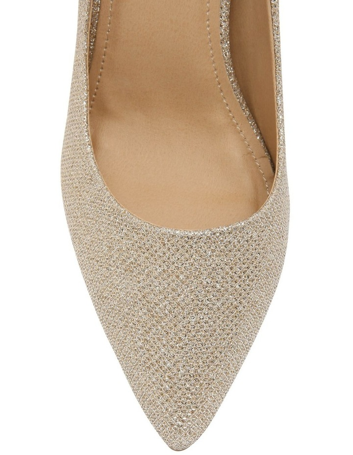 Lettie Metallic Heeled Shoe image 3