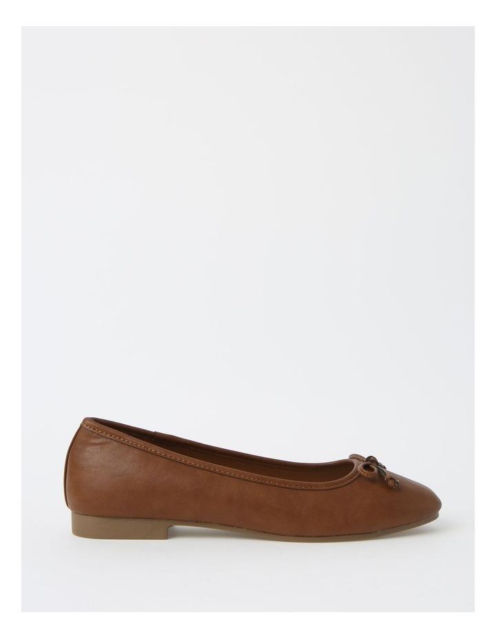 Robyn Tan Flat Shoes image 1