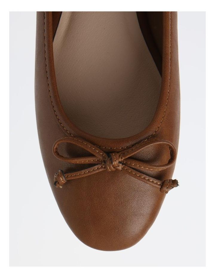 Robyn Tan Flat Shoes image 2