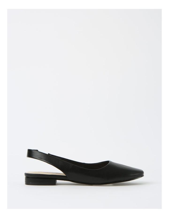 Autumn Black Flat Shoes image 1