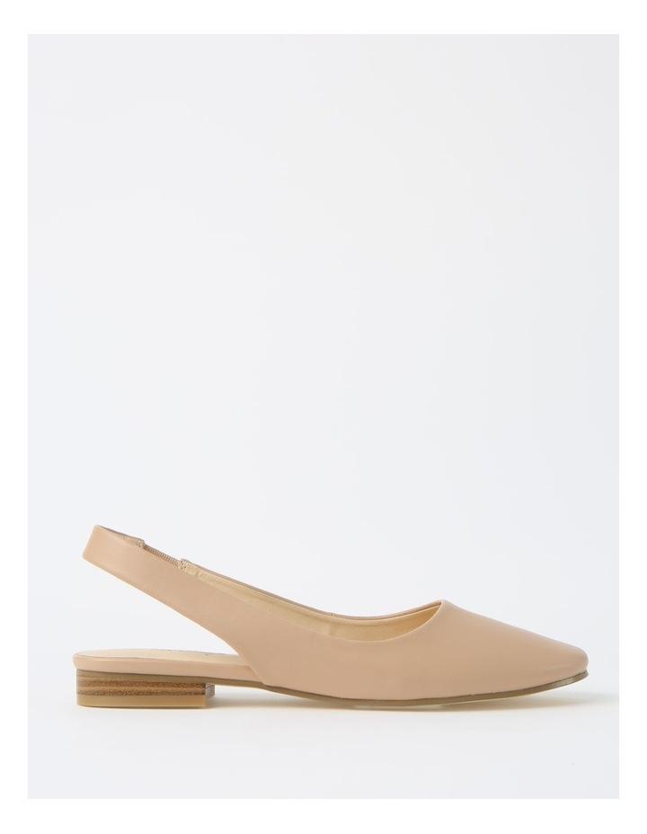 Autumn Beige Flat Shoes image 1