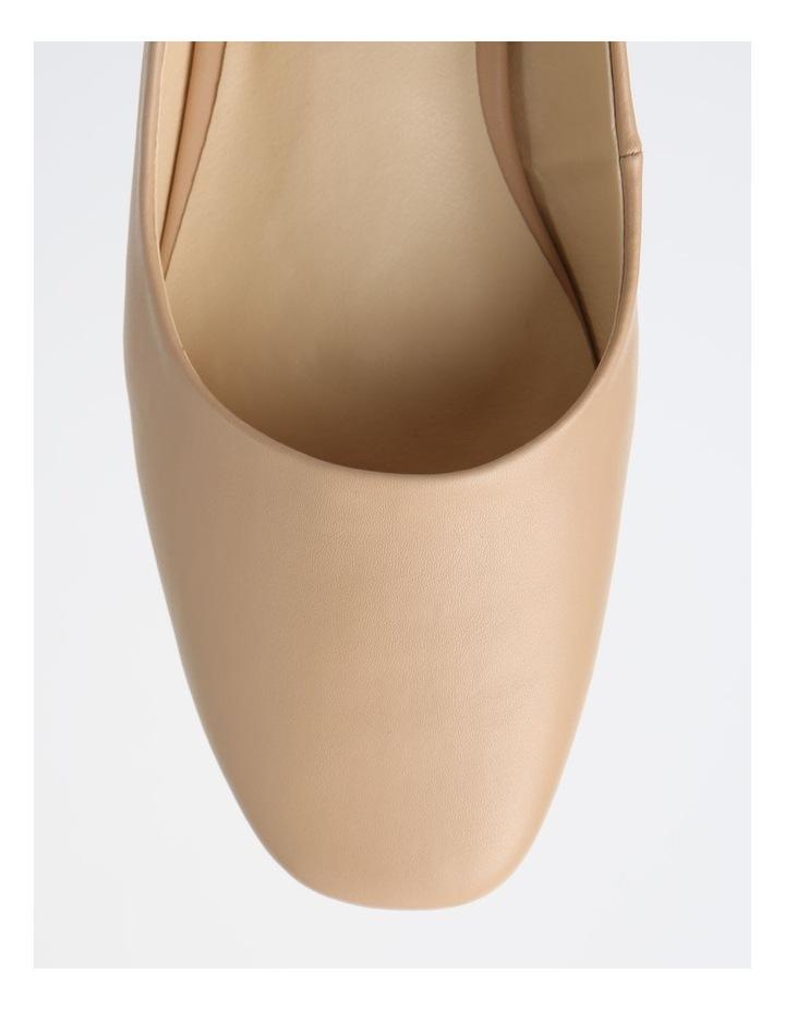 Autumn Beige Flat Shoes image 2