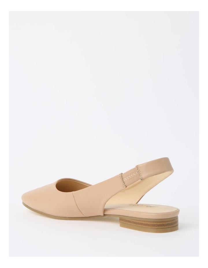 Autumn Beige Flat Shoes image 3