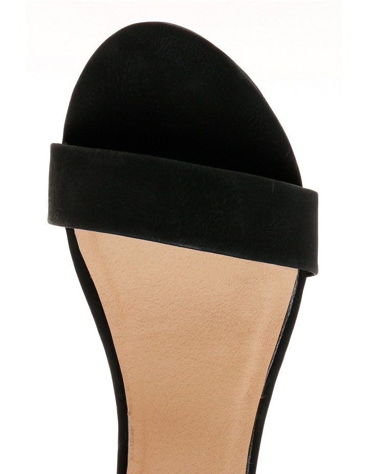 Belinda Black Sandal image 4
