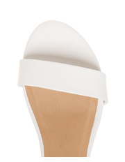 Miss Shop - Belinda White Sandal