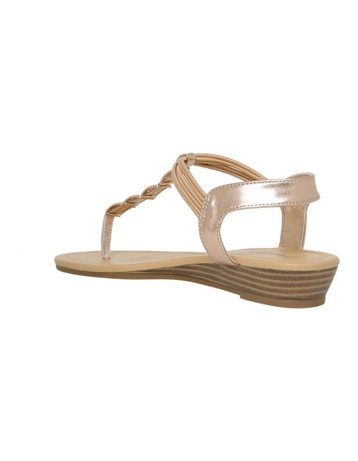 Misty Rose Gold Sandal image 3