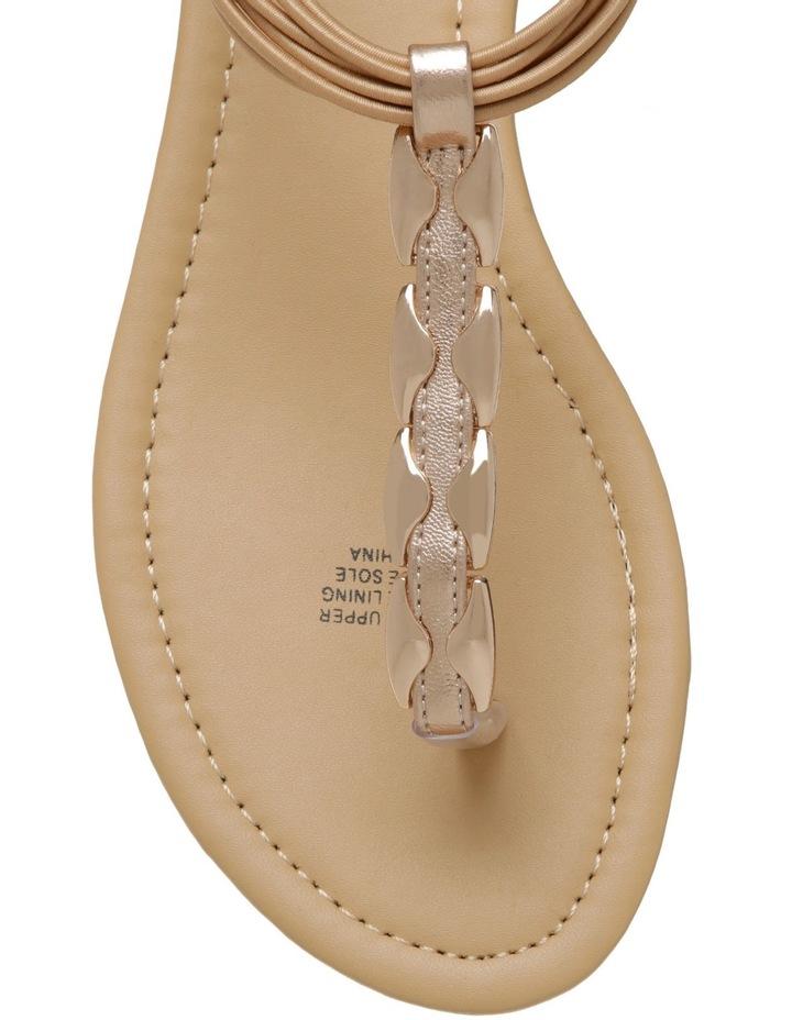 Misty Rose Gold Sandal image 4
