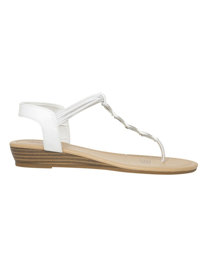 Misty White Sandal image 1