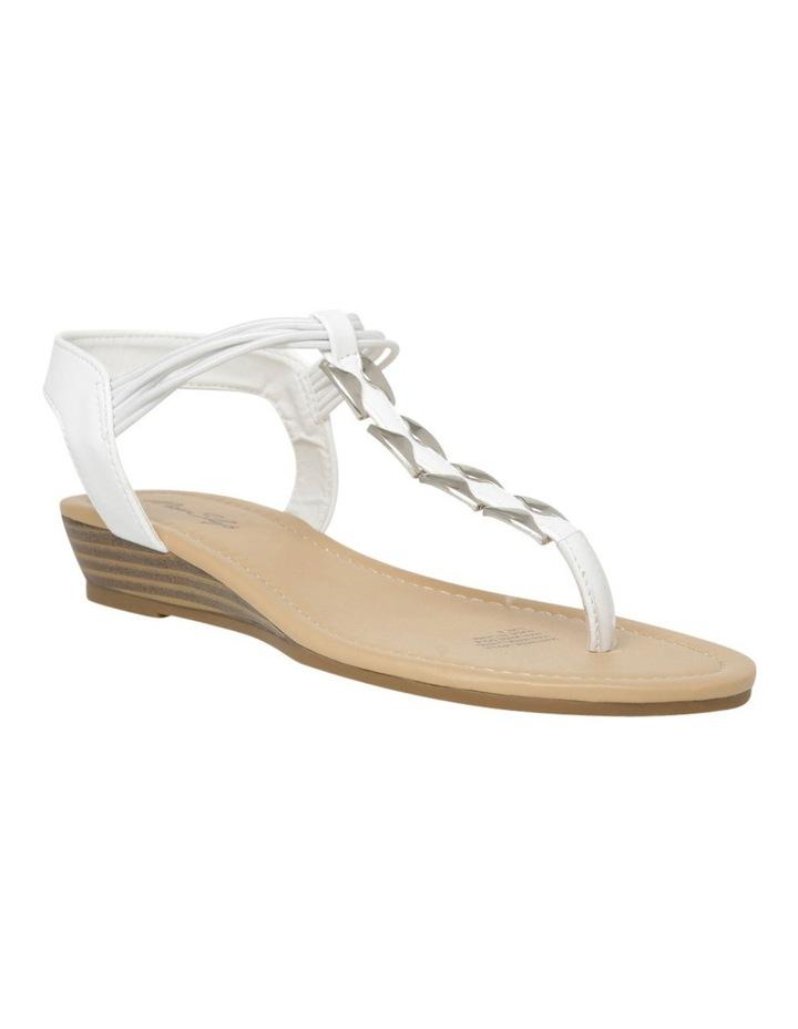Misty White Sandal image 2