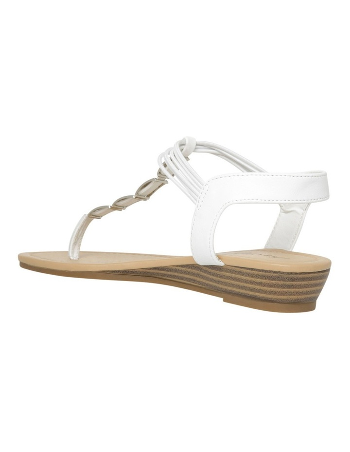 Misty White Sandal image 3