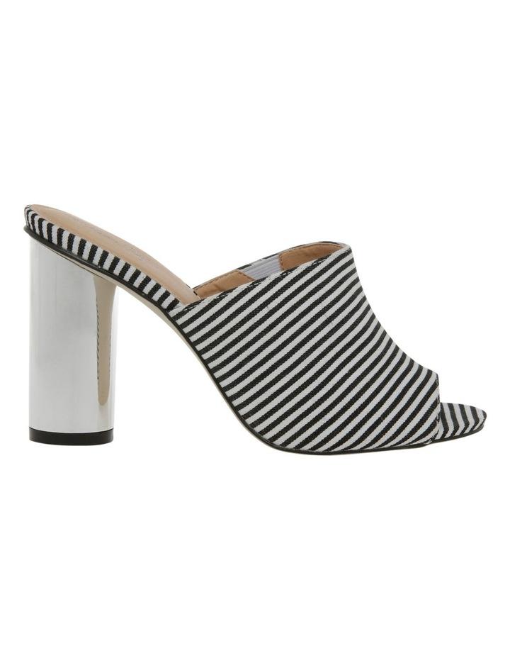 Dee Black/White Sandal image 1