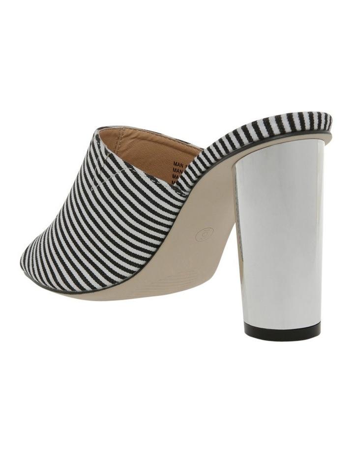 Dee Black/White Sandal image 2