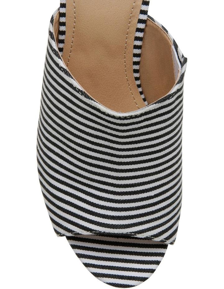 Dee Black/White Sandal image 3