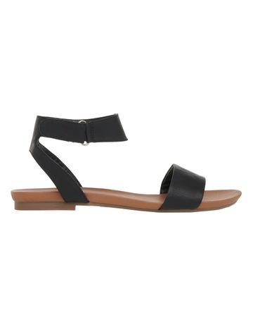 1863168ee7a Miss Shop Nasty Black Sandal