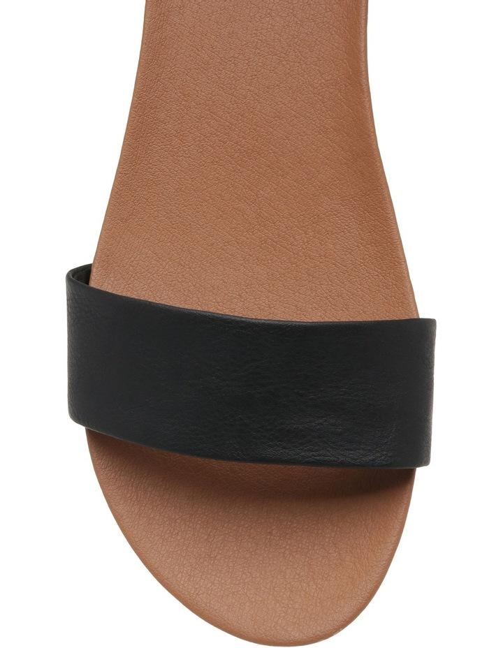 Nasty Black Sandal image 3