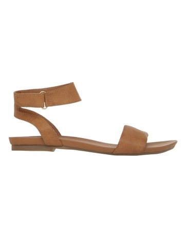 46664a754b2 Miss Shop Nasty Tan Sandal