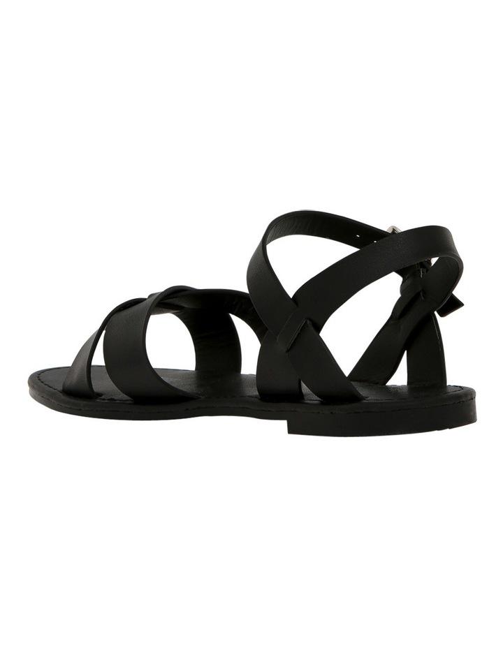 Skye Black Sandal image 2