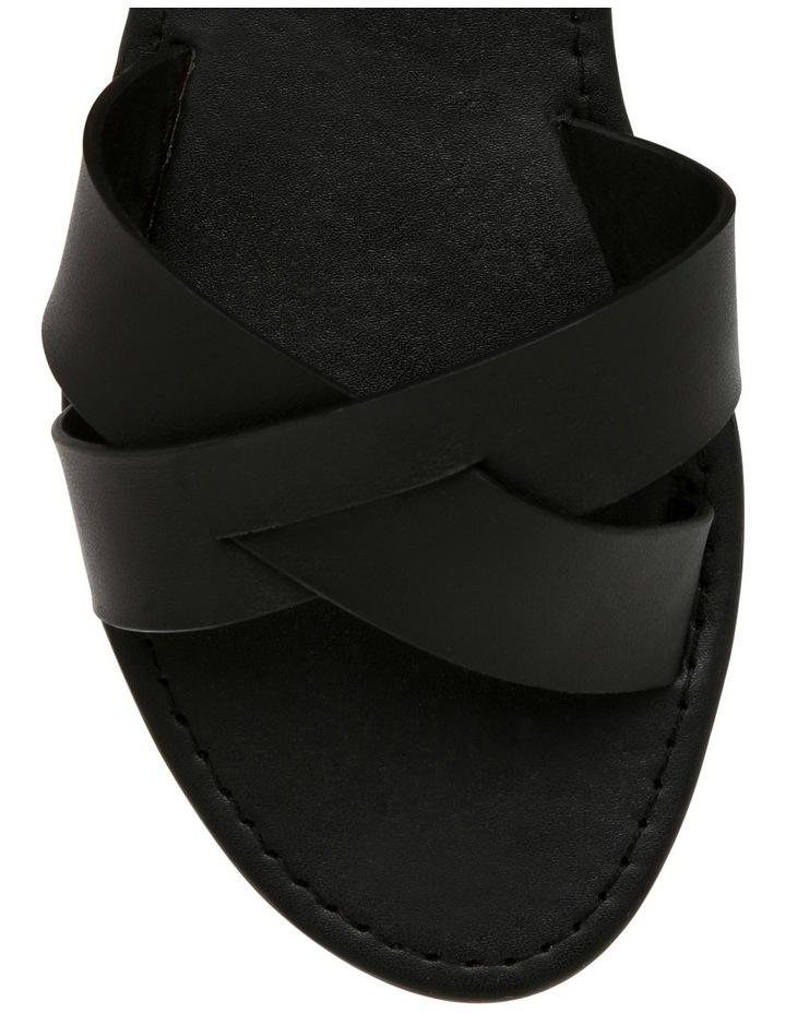 Skye Black Sandal image 3