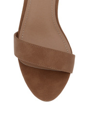 Miss Shop - Madison Tan Sandal