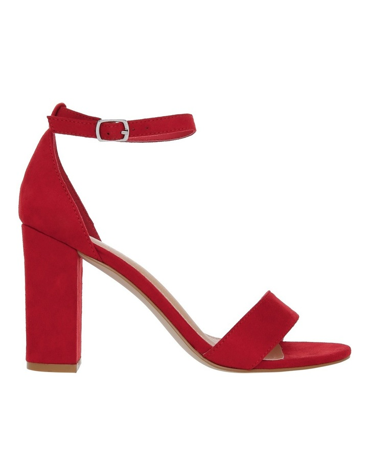 Miss Shop Madison Red Sandal image 1