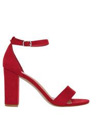 Miss Shop Madison Red Sandal