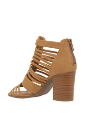 Miss Shop - Jade Tan Sandal