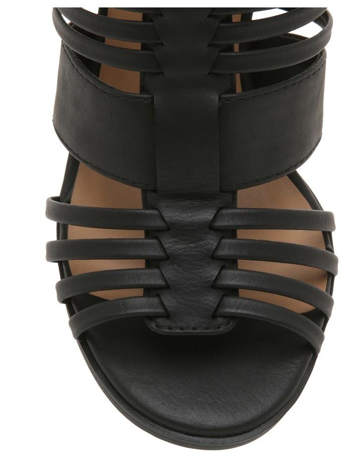 Jade Black Sandal image 3