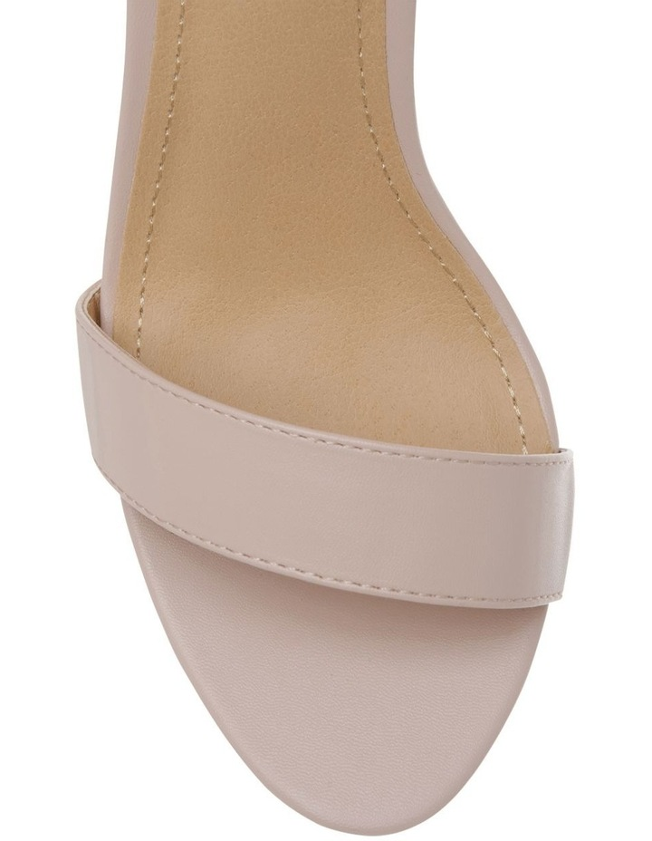 Madison Blush Smooth Sandal image 5