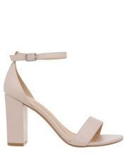 Madison Blush Smooth Sandal