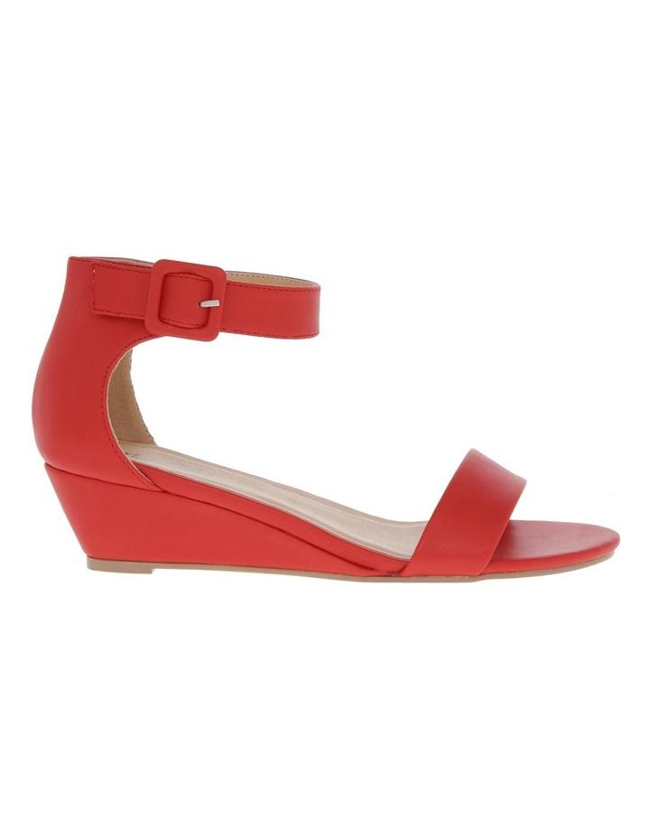 Bridgette Red Sandal image 1