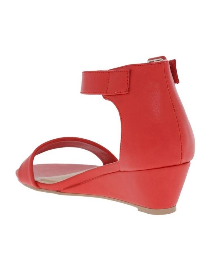 Bridgette Red Sandal image 2