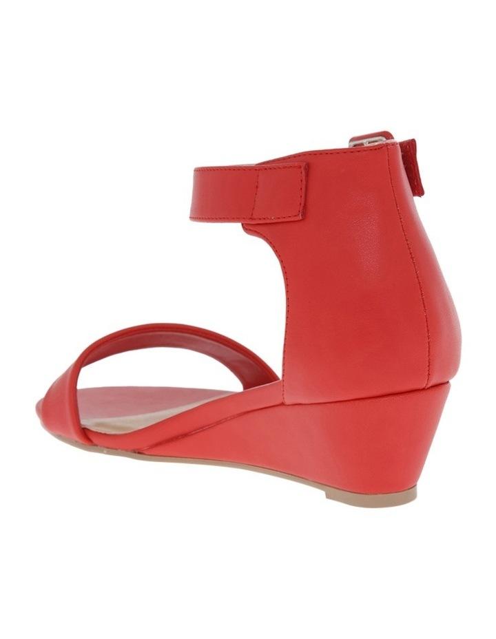Bridgette Red Sandal image 3