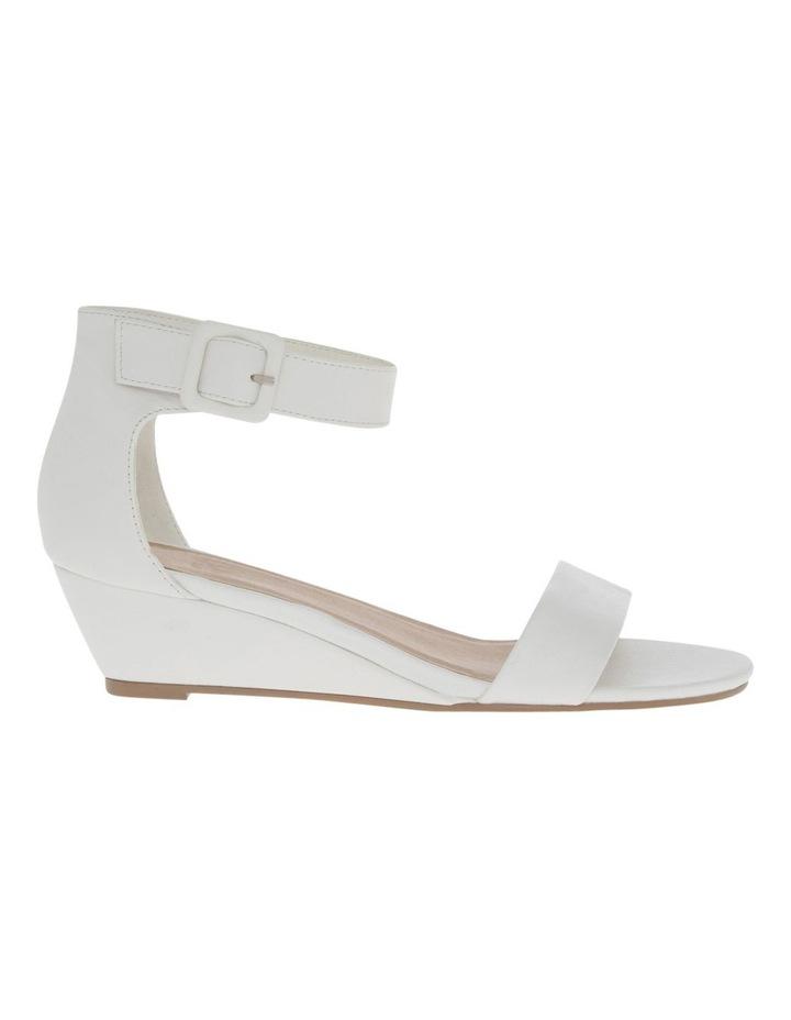 Bridgette White Sandal image 1