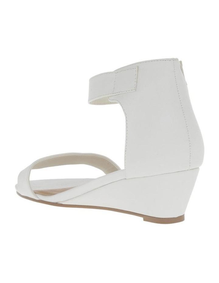 Bridgette White Sandal image 3