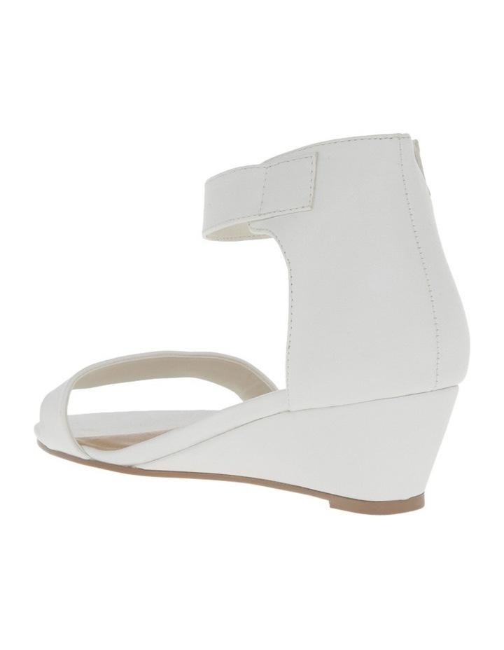Bridgette White Sandal image 4