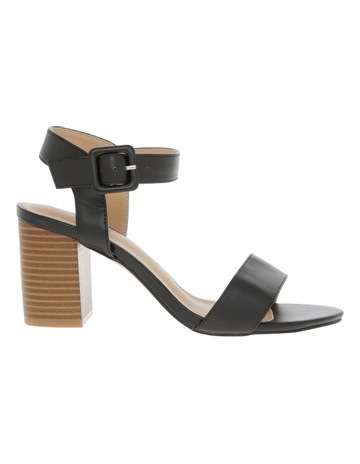 3132b28b0ec Miss Shop Beckham Black Sandal