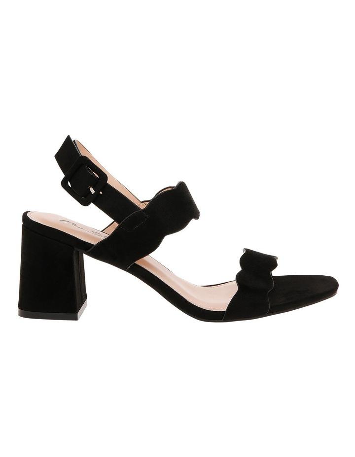 Florence Black Sandal image 1