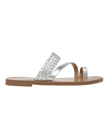 68e295161 Miss ShopMaeve Silver Sandal. Miss Shop Maeve Silver Sandal. price